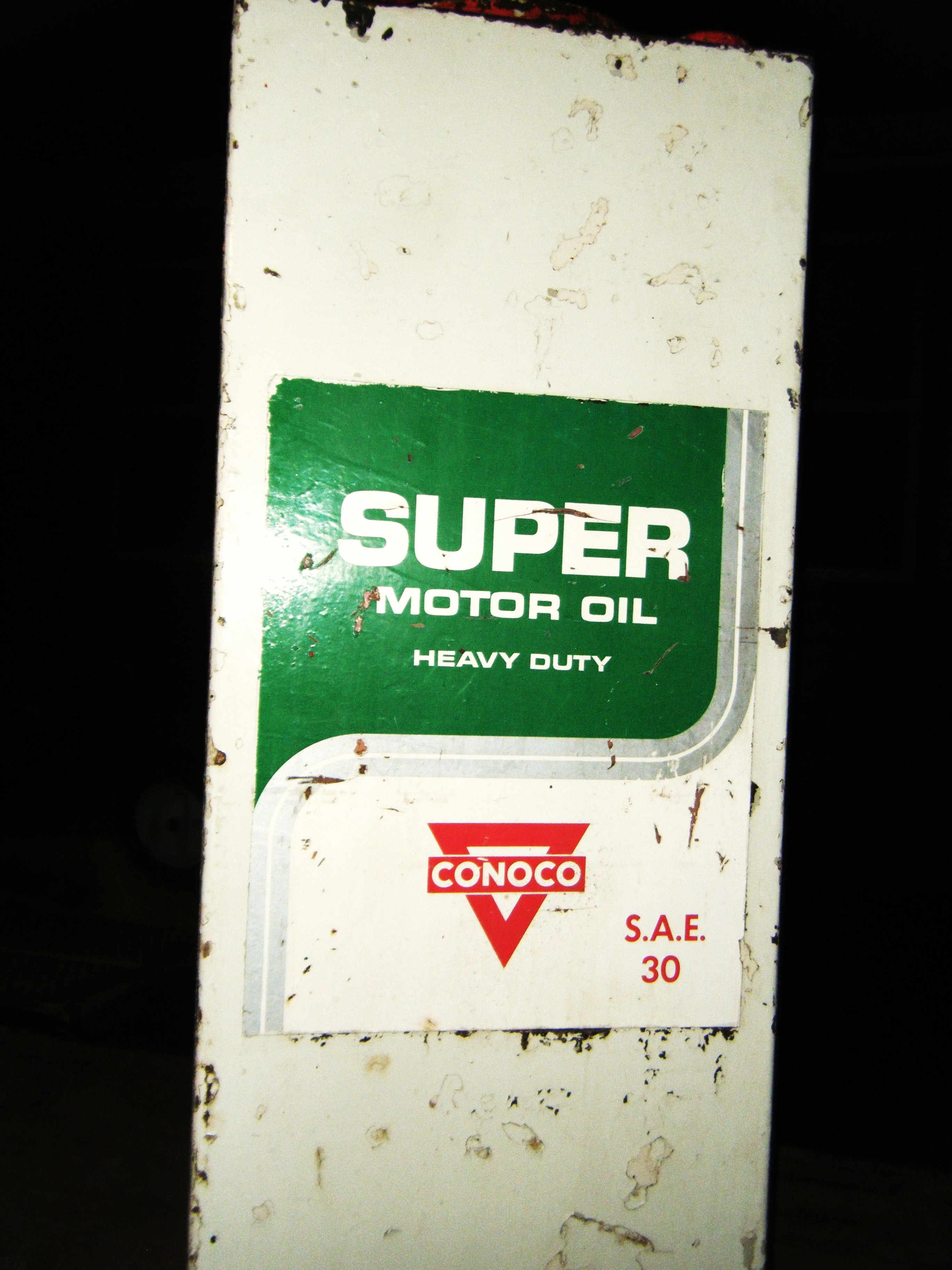 Vintage Conoco Erie Oil Lubester Classified Ads